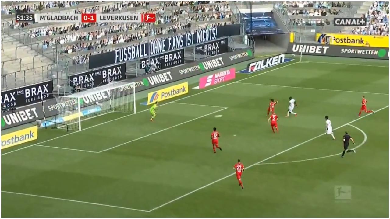 VIDEO | Supergol dhe penallti, ndodh gjithçka në Gladbach-Leverkusen