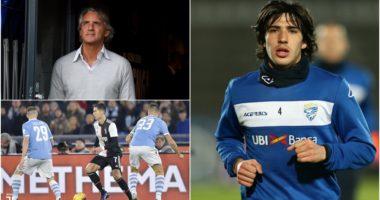 """Mancini: Tonali di të bëjë gjithçka, do rritet. Titulli? Juventusi në """"pole"""""""