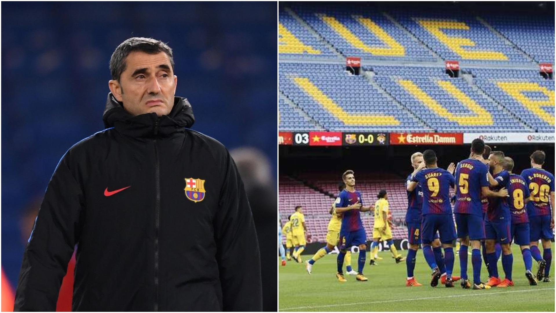 Stadiumi bosh, Valverde: S'e harroj ndeshjen me Las Palmas, ishte tmerr