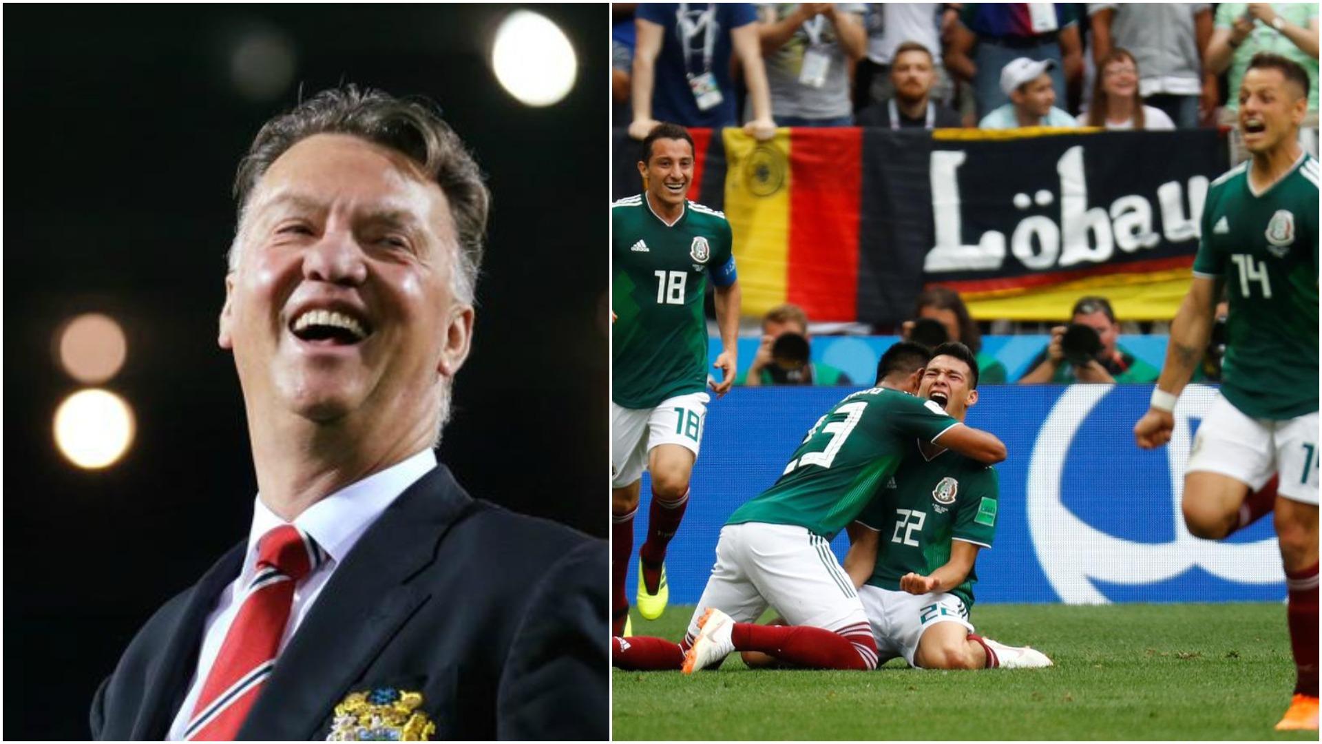 Sekreti i Van Gaal: Meksika si Holanda e Amerikës, gati u riktheva në stol