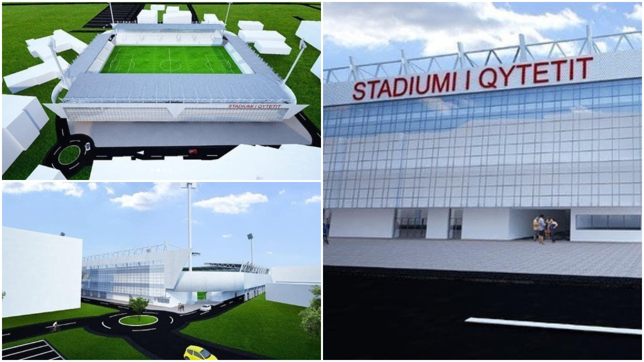 Një tjetër stadium modern në trojet shqiptare, do të ndërtohet në Gjakovë