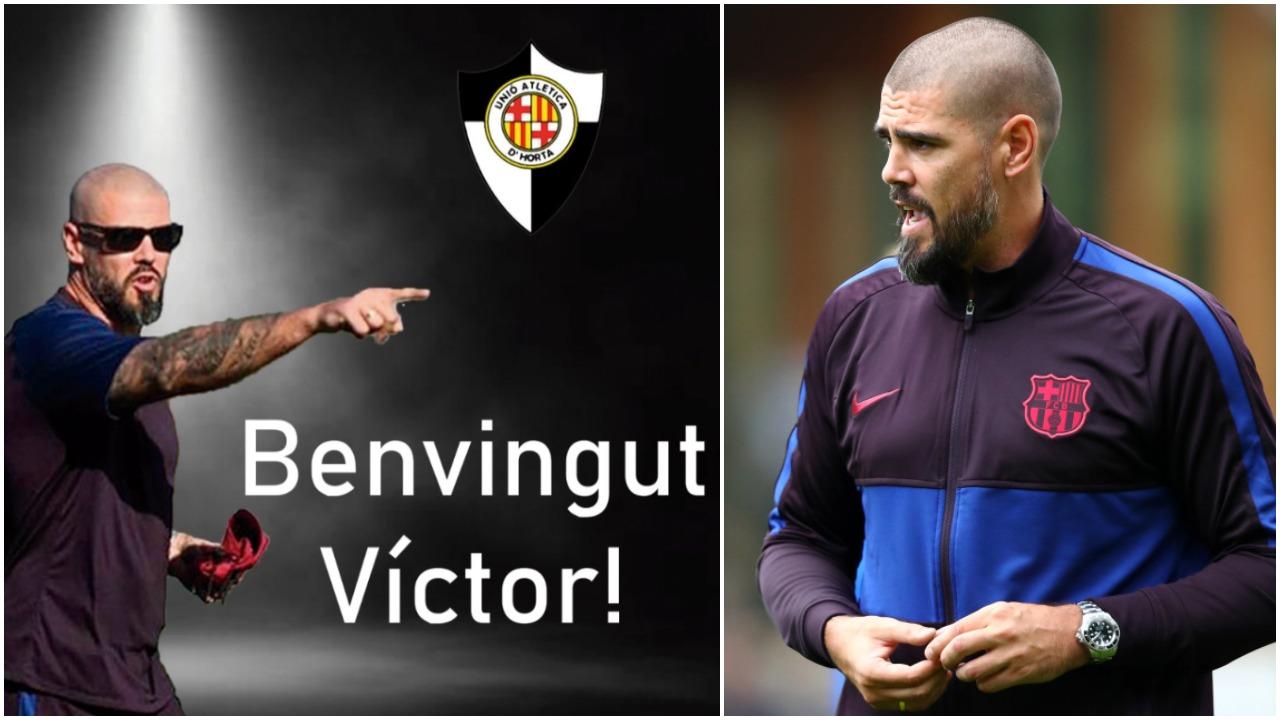 Aventurë e re për Victor Valdes, zyrtarizohet te klubi katalanas