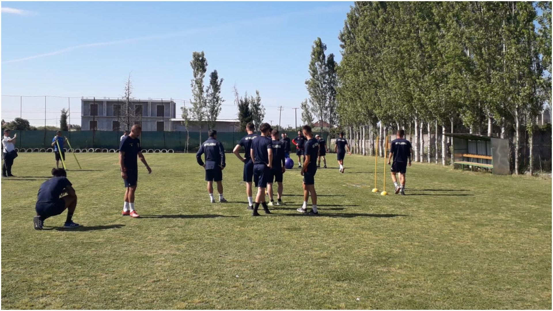 Vllaznia rifillon përgatitjet, stërvitja drejtohet nga Osja dhe Lekiqi
