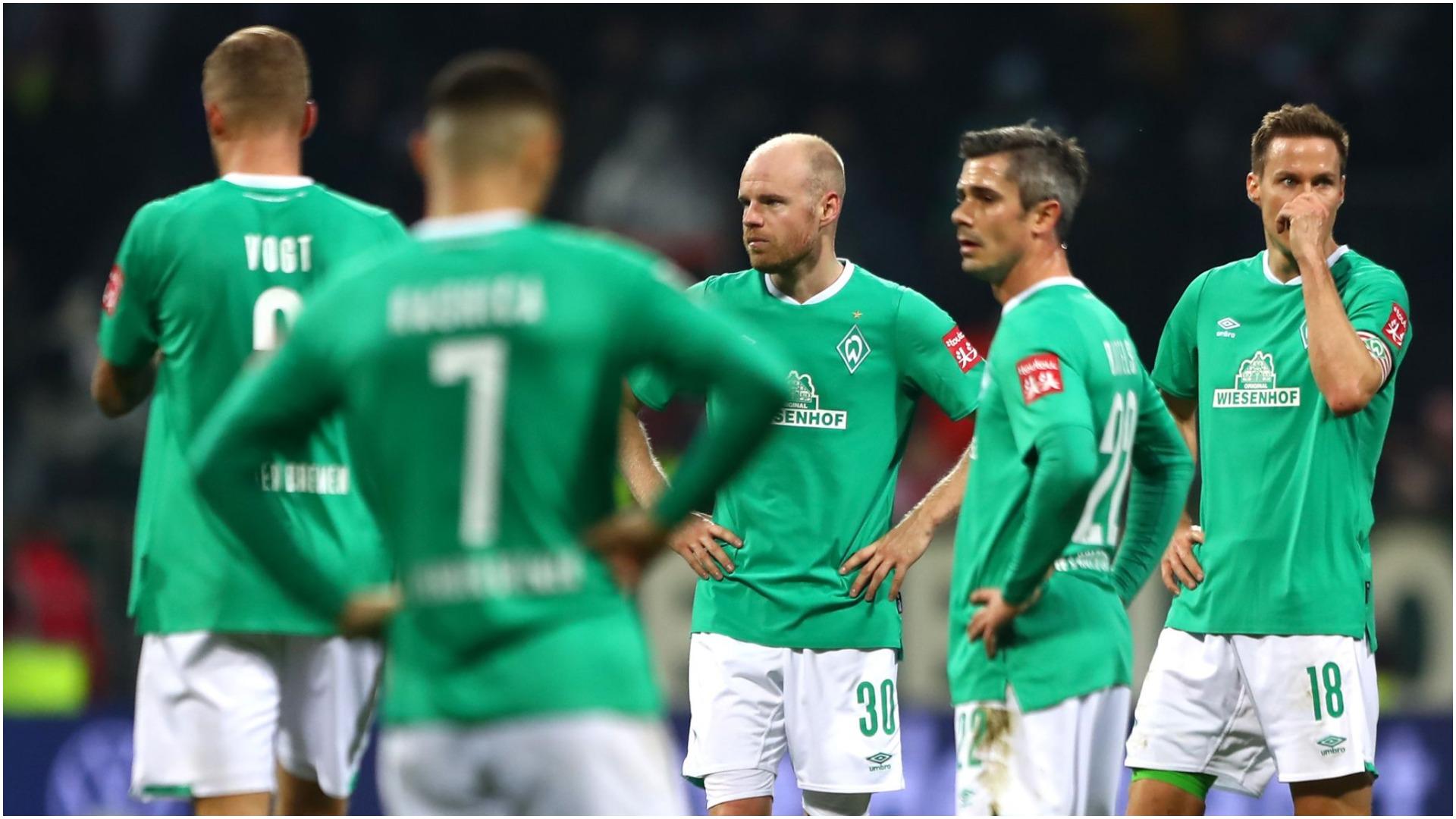 Tjetër rast pozitiv në Bundesliga, Werder konfirmon një të prekur