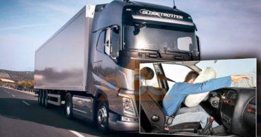 I plas airbag-u, shoferi i kamionit me helikopter drejt Tiranës