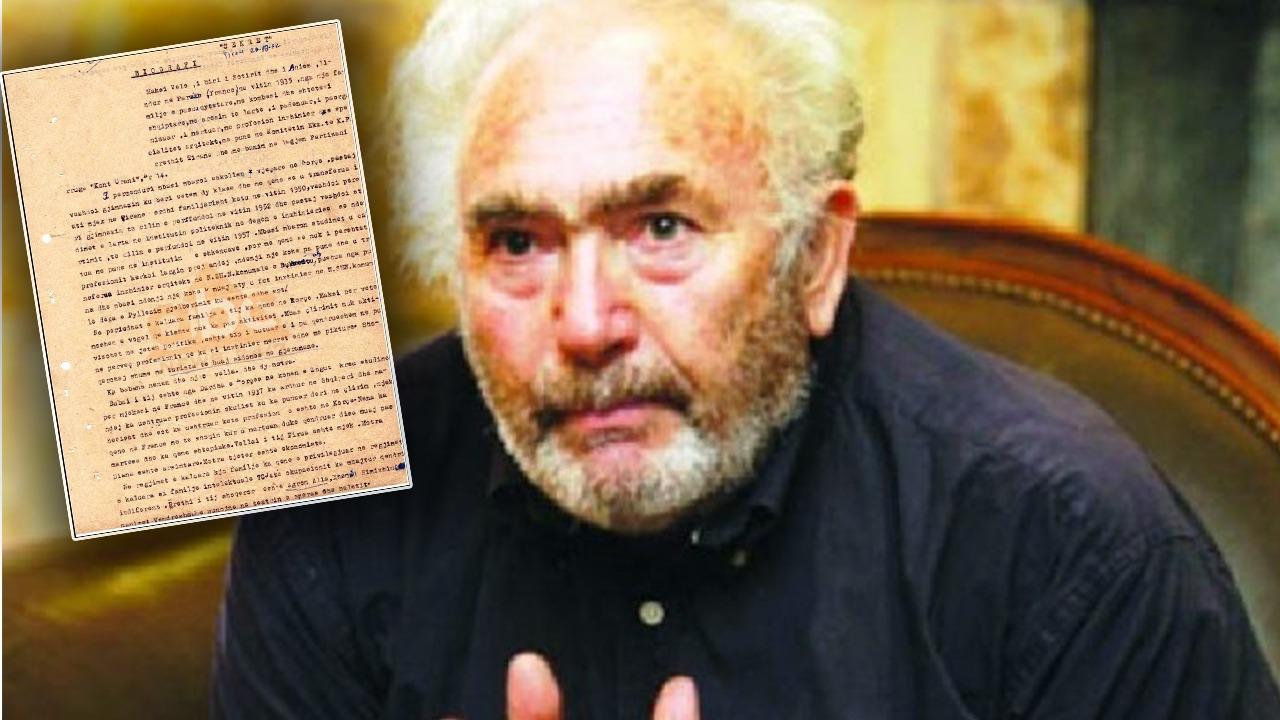 DOKUMENTI SEKRET/ Tragjedia e Maks Velos, si u spiunua nga vjehrra austriake
