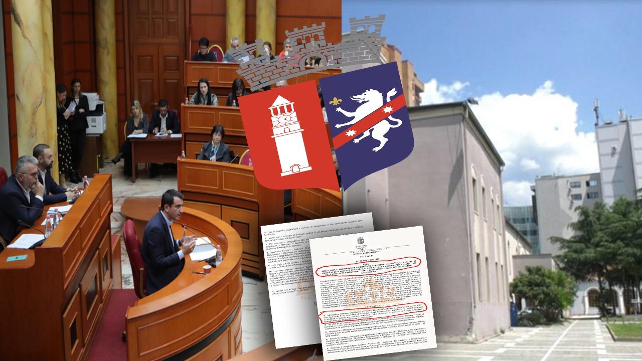 Zyrtare / Këshilli Bashkiak i Tiranës vendos shembjen e Teatrit Kombëtar