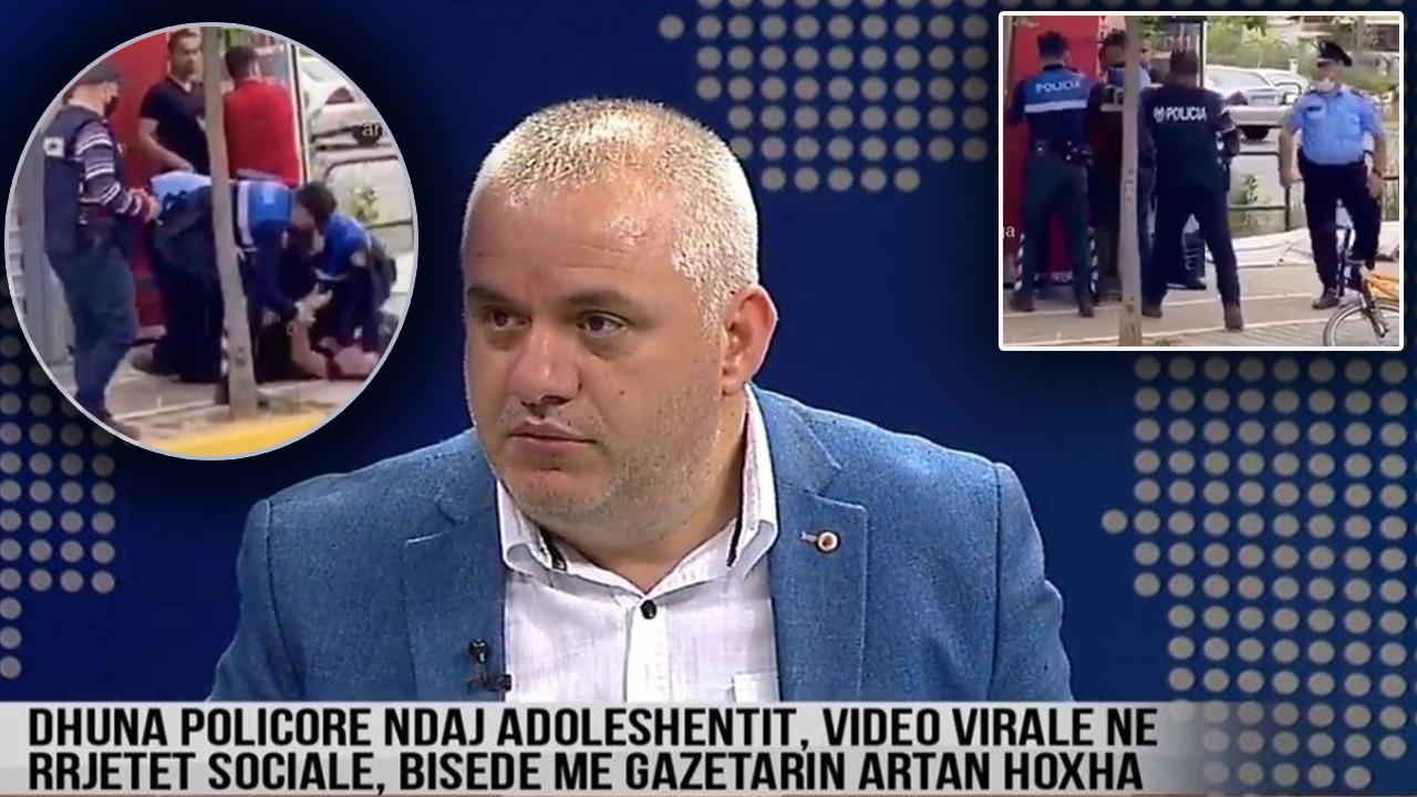 Dhuna ndaj adoleshentit, Hoxha: Përgjegjësia jo e policit të thjeshtë, por e frymës së drejtuesve