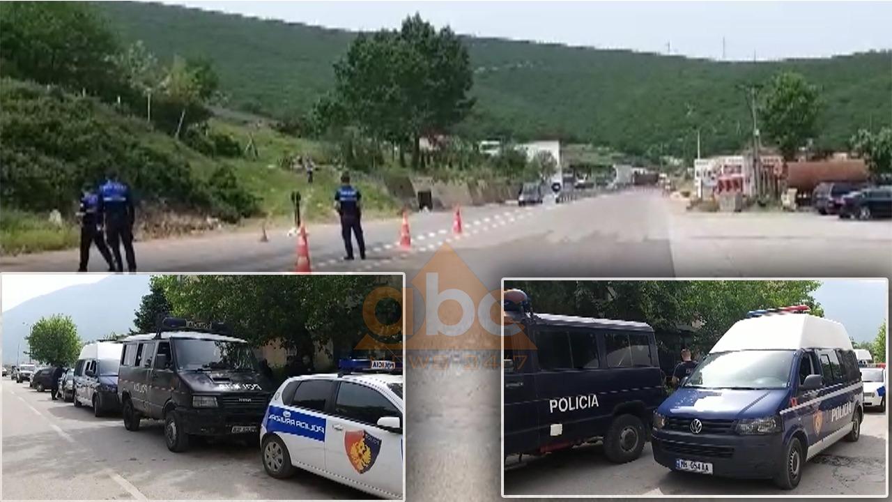 Postblloqe të shumta në rrugët kryesore të vendit, policia kontrolle të automjeteve edhe në zonat e gjelbra