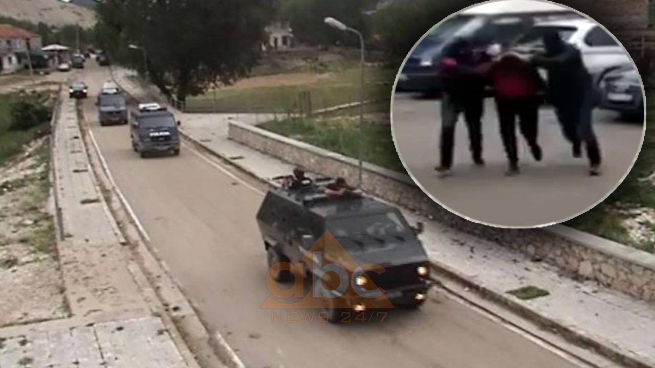 """EMRAT / Vijon operacioni """"antidrogë"""" i policisë në rrethe, deri tani 40 shoqërime"""