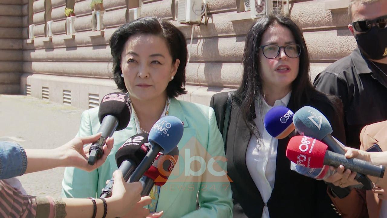 """""""S'ka më lojëra me Reformën në Drejtësi dhe Zgjedhoren"""": Yuri Kim trondit politikën shqiptare"""