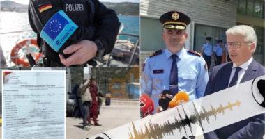 Gjobitja e emigrantëve, Lleshaj: Jemi informuar që Greqia do ta adresojë këtë problem