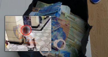 """EMRAT/ Vodhën 20 mln lekë dhe 50 mijë franga nga """"Range Rover"""", arrestohen autorët"""