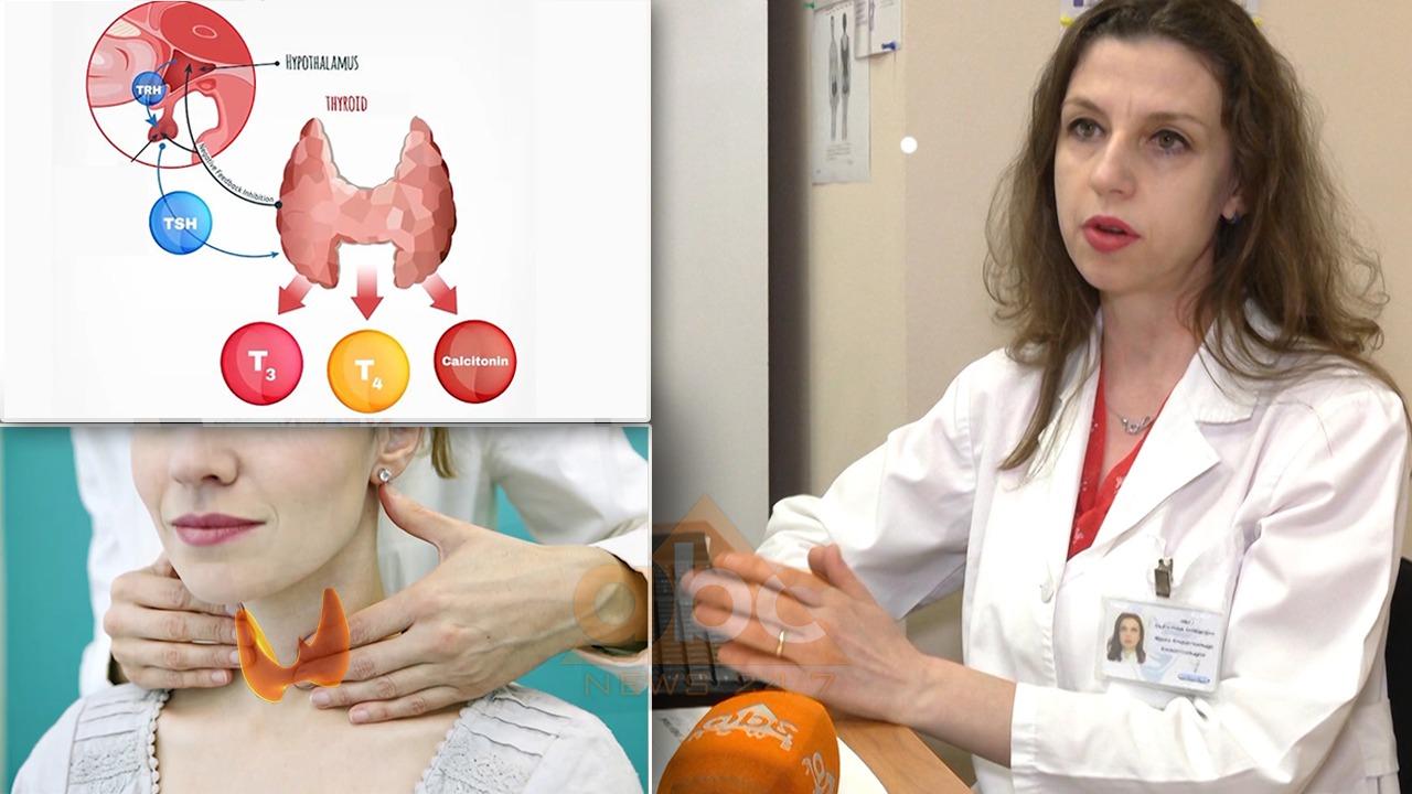 Rritet numri i personave që preken nga kanceri i tiroides, mjekët: Kërkoni ndihmën e specialistit