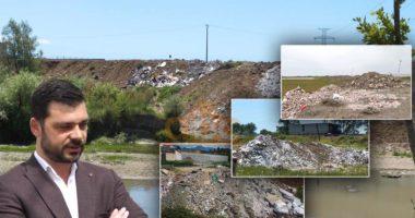 Inertet rrezik serioz për mjedisin, kompanitë e ndërtimit i hedhin pa kriter në të gjithë vendin
