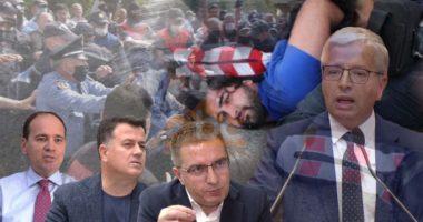 Kush e nxit dhunën e policisë? Ish-ministrat e Brendshëm: Heqja e distinktiveve, kriminale