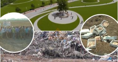 Mbeturinat e Porto Romano drejt Sharrës, banorët: Nëse s'largohen fabrikat ndotja do vazhdojë