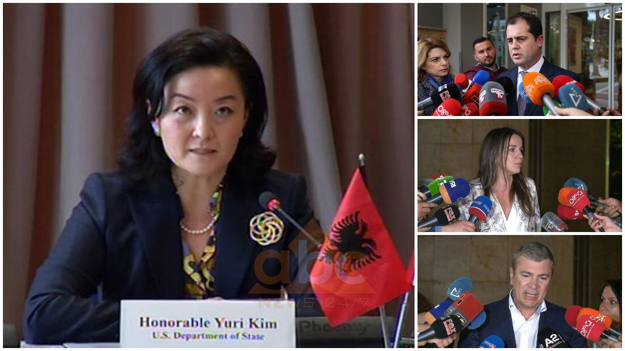 Mbledhja e Këshillit Politik,Yuri Kim: Besoj se anëtarët do marrin vendime të mençura