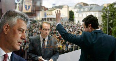 """""""Kryeministër që sillej si në opozitë"""": Gazetarja flet për rrëzimin e shpejtë të Albin Kurtit"""