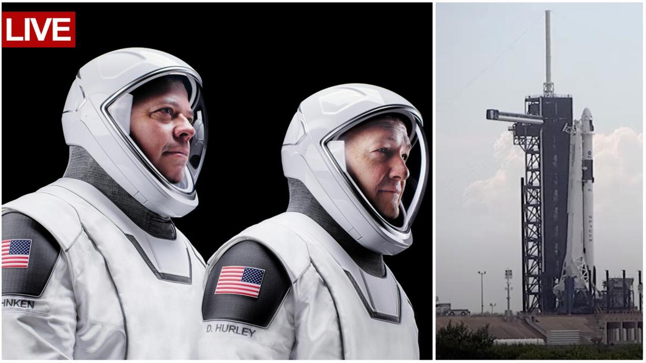 Ndiqeni LIVE/ NASA dhe kompania e Elon Musk, në përpjekjen e dytë për të bërë historinë