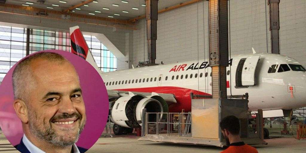 PDIU: Rama shkoi në Paris me avion privat