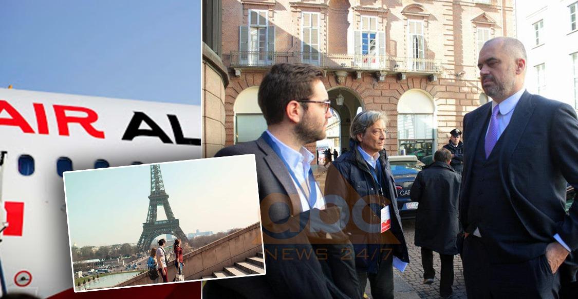 Fuga reagon ndaj akuzave të PD: Rama në Paris për arsye pune