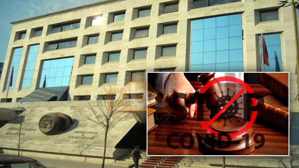 Rinisja e proceseve gjyqësore, Ministria e Drejtësisë i kërkon qeverisë ndryshim të Aktit Normativ