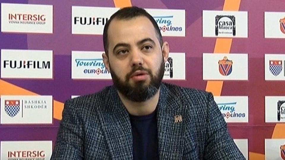 Sponsori i ri te Vllaznia, Alban Xhaferi zbërthen marrëveshjen dhe planet