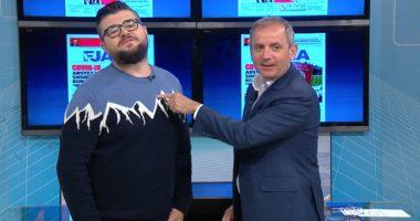 """VIDEO/ Moderatori i njohur i bashkohet """"Abc News"""", projekti i ri nis rrugëtimin nga e shtuna"""