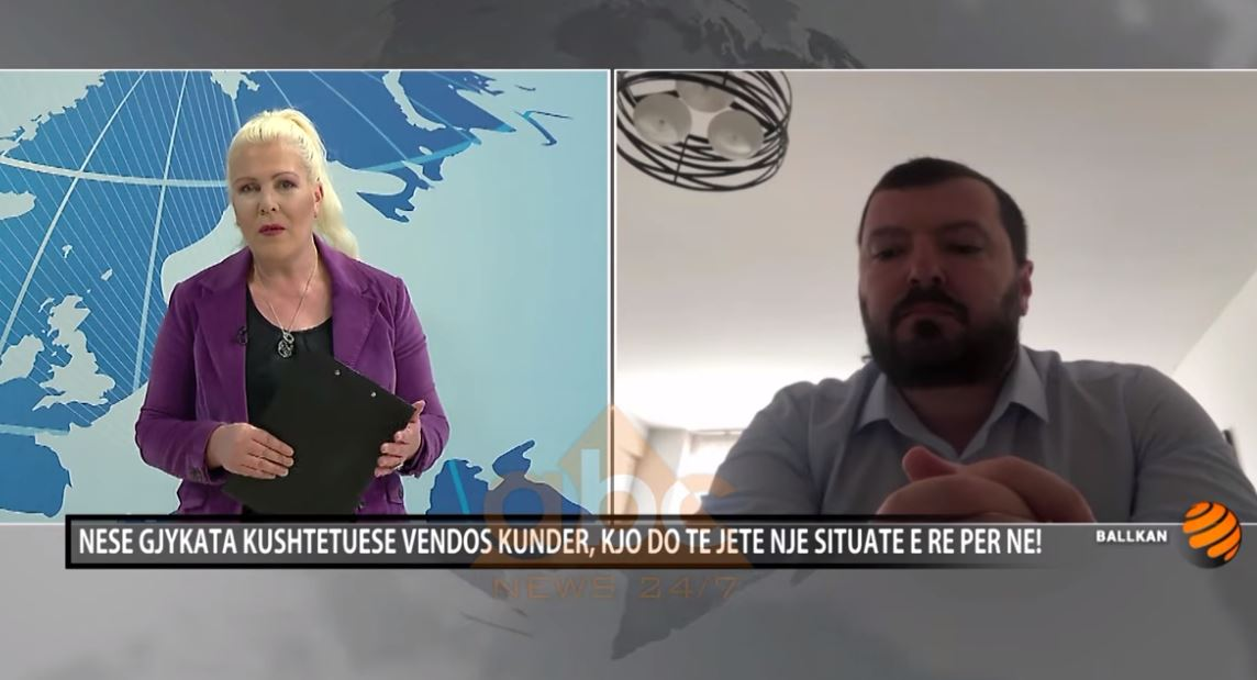 Arber Zaimi, anëtar i kryesisë së VV-së: Nëse Gjykata Kushtetuese vendos kundër, kjo do të jetë një situatë e re për ne!