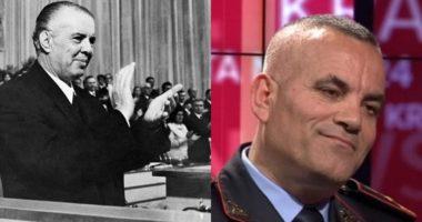 Skandali/ Kur Ard Veliu ja kalon mentalisht edhe Enver Hoxhës