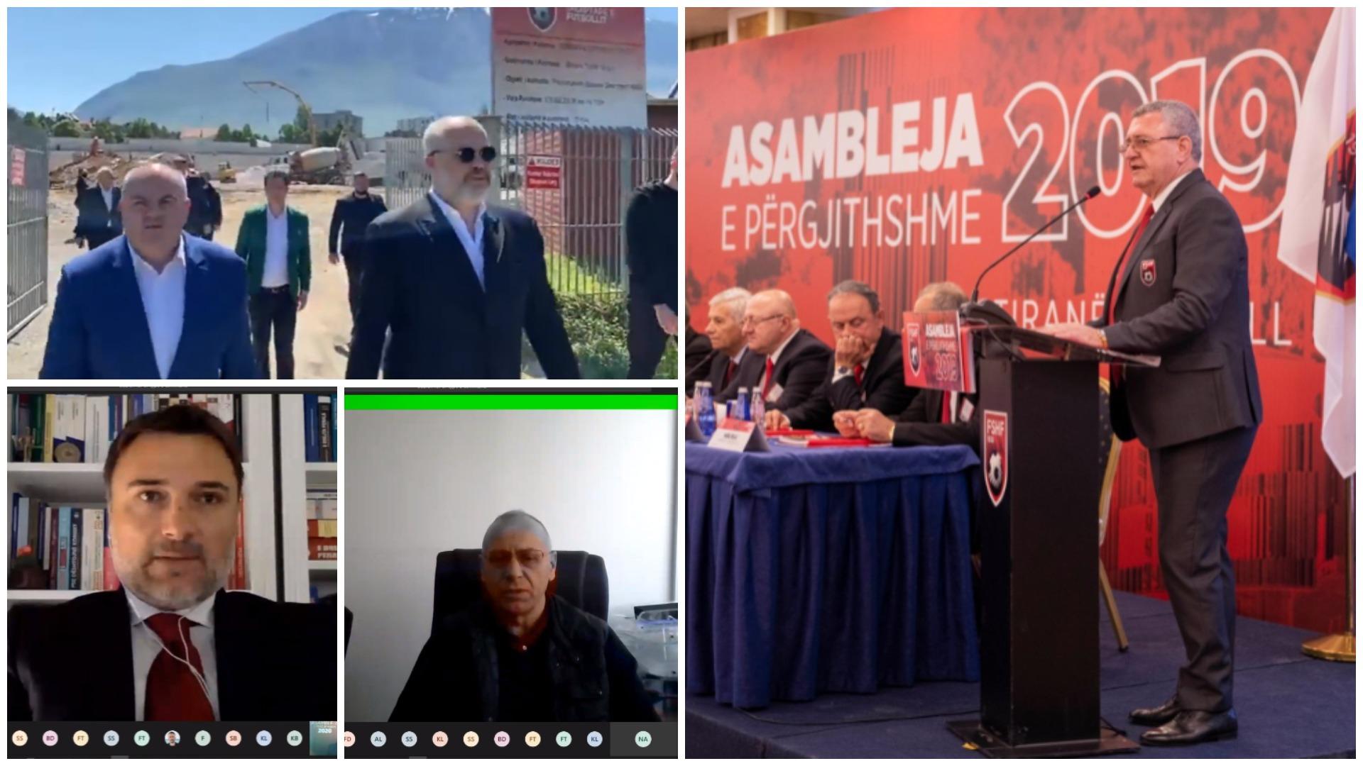 Votime online, projekte dhe ngacmime: Gjithçka nga Asambleja e pazakontë e FSHF