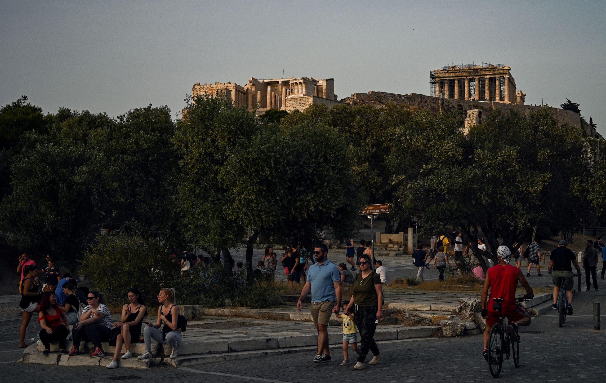 Lehtësimi i masave, rihapet për vizitorët një nga sitet më të famshme kulturore të Greqisë