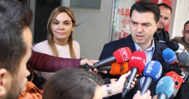 """Kryemadhi dhe Petrit Vasili takim me Bashën, diskutohet për """"Zgjedhoren"""""""