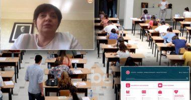 Drejtoresha e QSHA: Ankesat për provimin e maturës do bëhen në E-Albania, risitë e vlerësimit