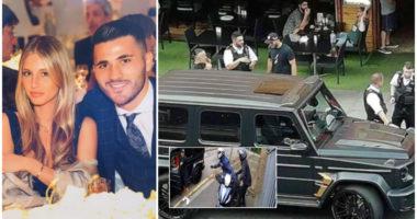 Kapet me armë në aeroport, policia ndalon partneren e yllit të Arsenal