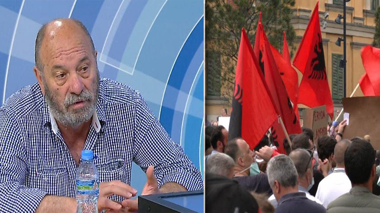 Budina: Revoltohuni, zëri i shqiptarëve duhet të ndjehet, vetëm kjo mund të na shpëtojë