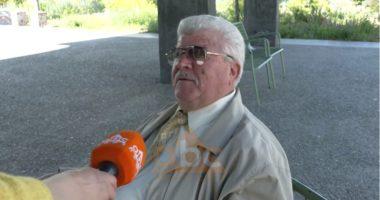Konkurs gatimi me gruan, tani zihemi më pak: Ky pensionist e ka marrë me mjaft sportivitet karantinën