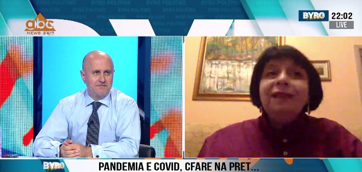 Silva Bino në Abc News: Testimi i të gjithë rasteve të kontaktit, strategjia e re tani që vendi u hap