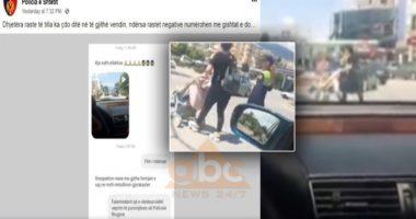 VIDEO/ Policia promovon përdorimin e celularit në timon: Shumë do ta pësonin, por jo në këtë rast