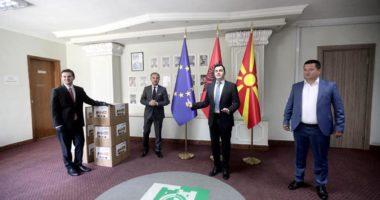 COVID-19, Cakaj dhe Soreca në ndihmë të familjeve në nevojë në Elbasan dhe Gramsh