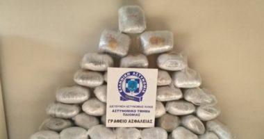 Sekuestrohet lëndë narkotike në Selanik, arrestohet 25-vjeçari shqiptar