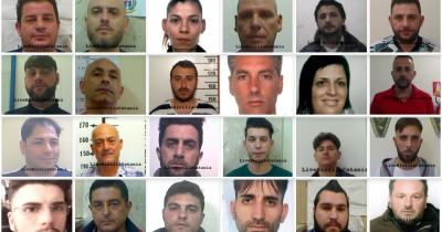 EMRAT/ Mes 25 të arrestuarve, këta janë shqiptarët që furnizonin mafian italiane me drogë