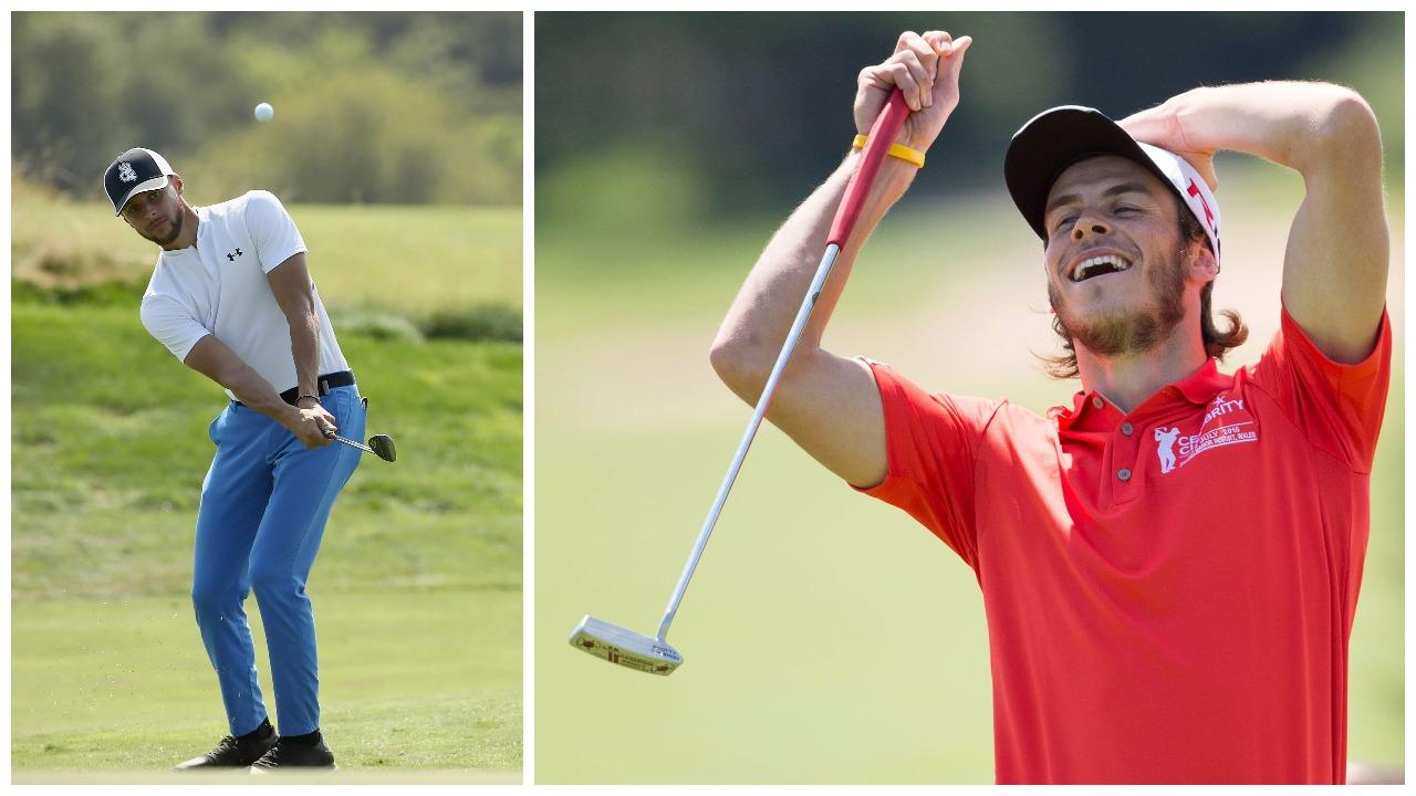 Telashet prej golfit, Gareth Bale: Absurde, luan edhe Stephen Curry!