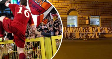 De Rossi nuk harrohet, ultrasit e surprizojnë me banderolën e veçantë