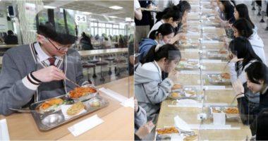 Nxënësit kthehen në shkolla, kështu bëhet mësimi në kohë pandemie në Korenë e Jugut
