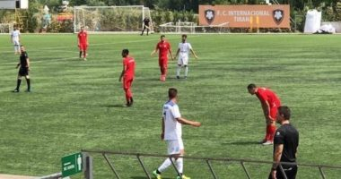 Dinamo e Kastrioti ndahen në paqe, Turbina thyen Vorën