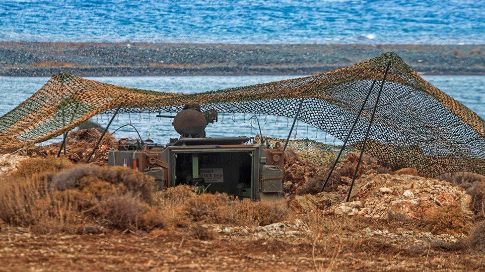 Forcat speciale turke derdhin breshëri të gjata automatiku në kufirin me Greqinë