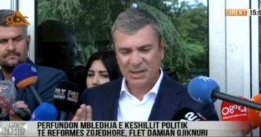 Gjiknuri: Një takim Rama-Basha i bën mirë Shqipërisë