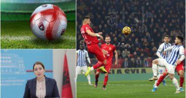 Shqipëria rikthen futbollin, Ministria e Shëndetësisë konfirmon gjithçka
